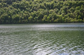 Lac du Val au printemps