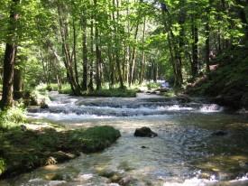 Rivière du Hérisson