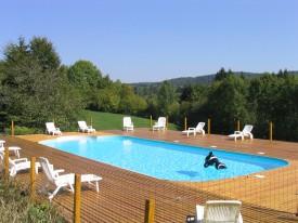 piscine de l'auberge
