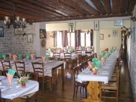Restauration: Salle de restaurant pour groupe