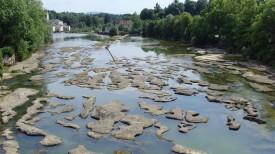 Rivière d'Ain à Pont de Poitte