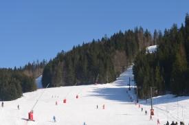 Station de ski familial