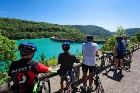 Cyclotourisme sur les routes du Jura