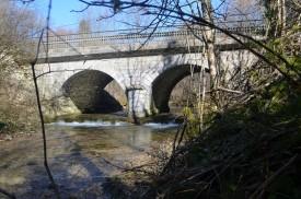 Pont de la Sirène à Charézier