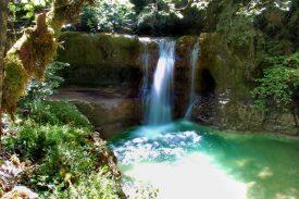 Cascade de la Cimante