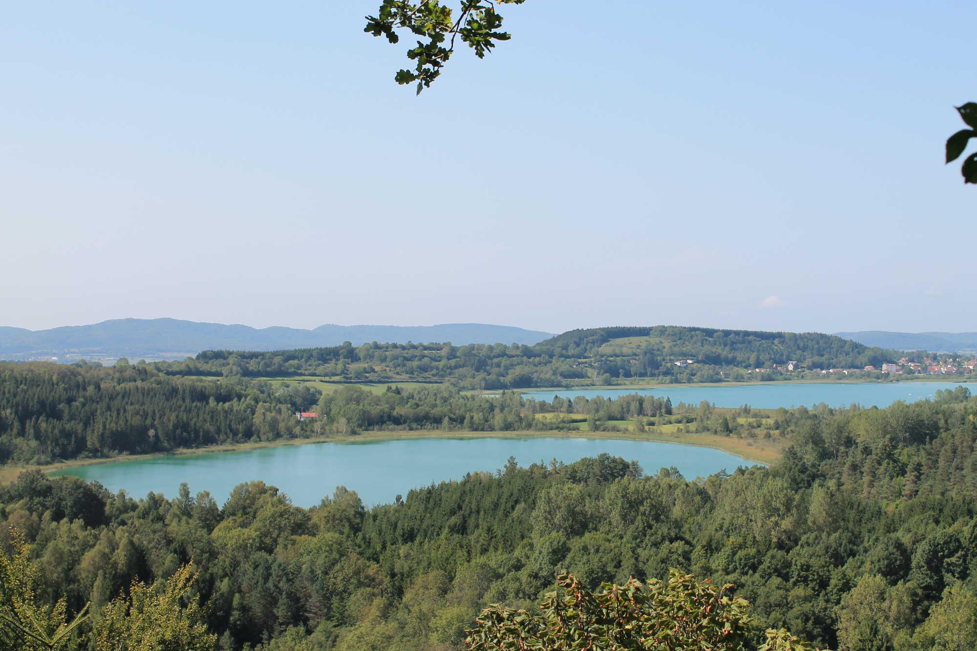 graphies lors de randonnées autour des lacs du Jura