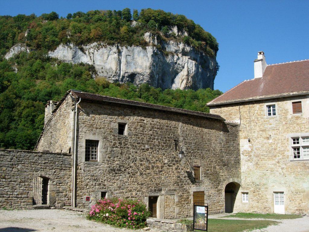 D couvrez les grottes recul es et ph nom nes g ologique - Office du tourisme baume les messieurs ...