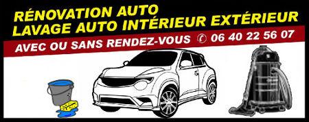 Lavage de voitures en Auvergne-Rhône-Alpes