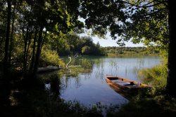 Le lac d'Ilay Photo source: Panoramio - Henri Bertand.