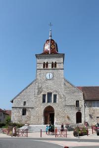 Église de Clairvaux-les-lacs